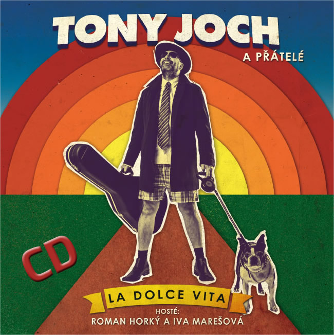 EP - La Dolce Vita - CD nosič